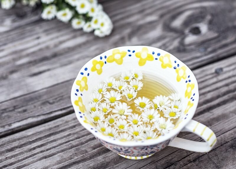 The 8 therapeutic effects of chamomile tea