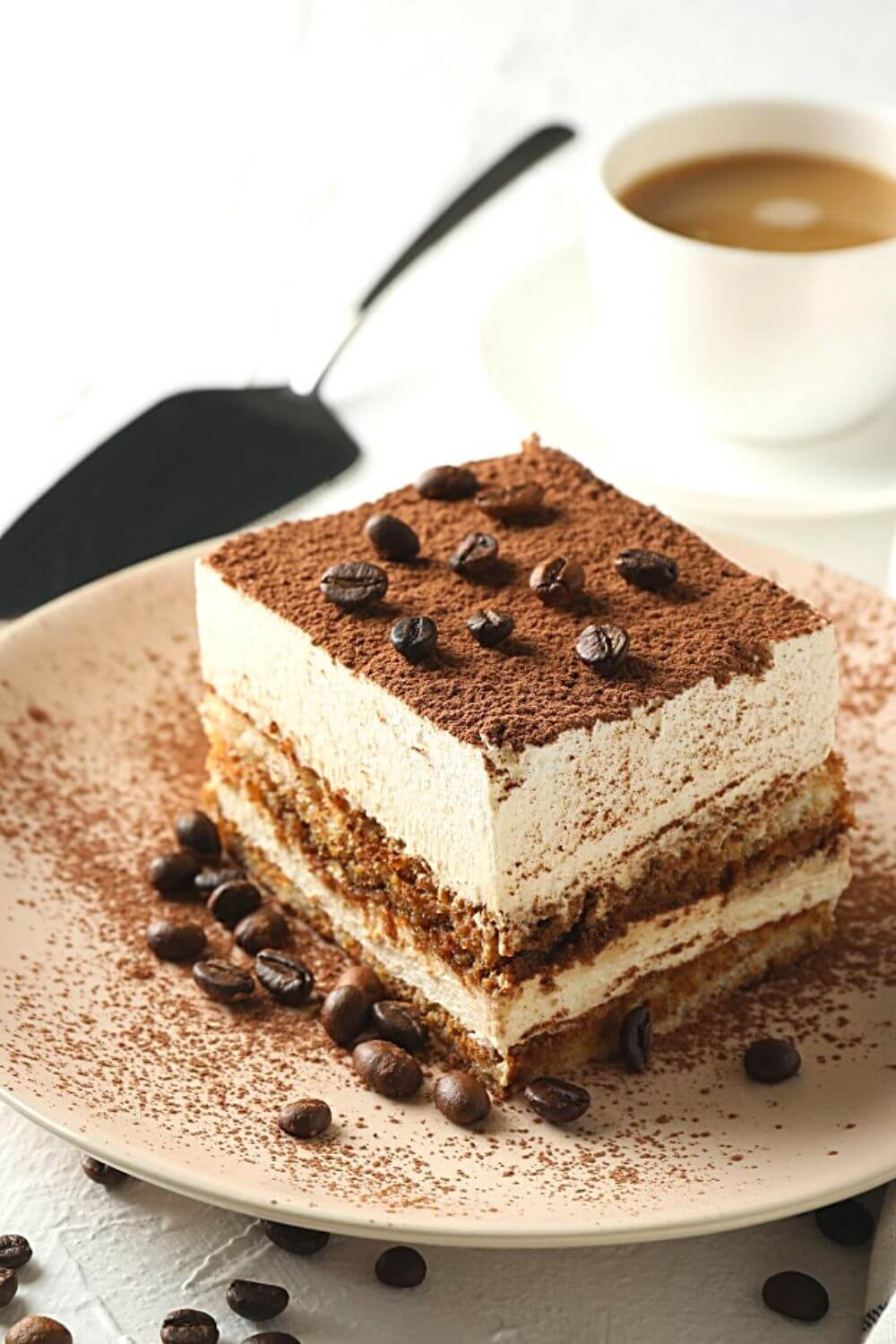 Do you have guests announced for the last hundred meters? Don't worry! Try this 10 Minute Tiramisu Recipe