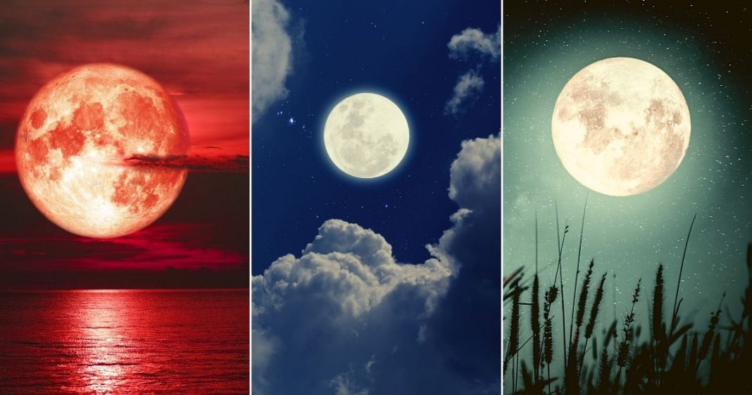 Choose a moon and find out why your soul needs in 2021