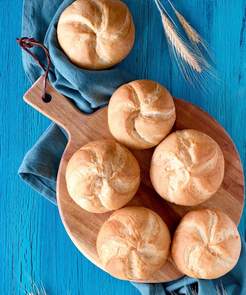 Kaiser rolls recipe