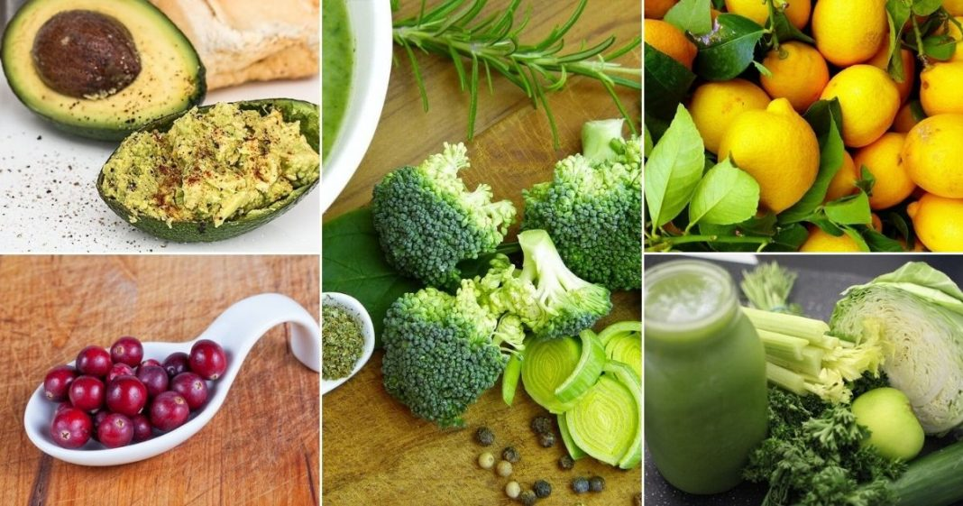 5 foods with a detoxifying effect that help you cleanse your body and lose weight in any season