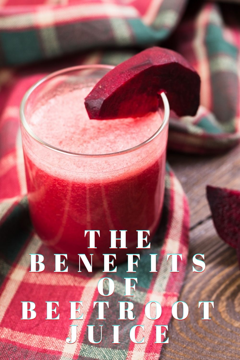 The benefits of beetroot juice: Why you should drink it every day