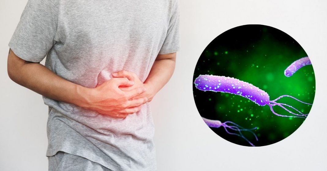 Helicobacter Pylori prevents weight loss and causes bloating - how to detect and eliminate it