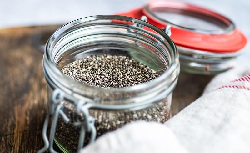 The role of chia seeds in dieting - 4 health benefits of chia seeds