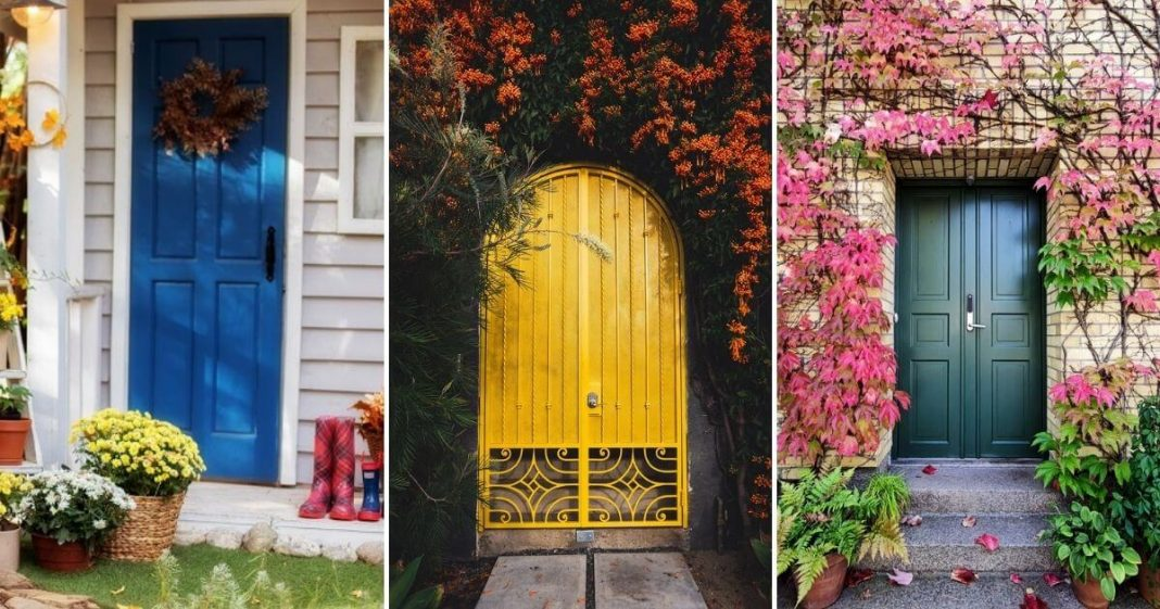 Pick an autumn door and find out what the Universe has in store for you in the coming months